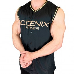 Baseball Tank Top iO.GENIX