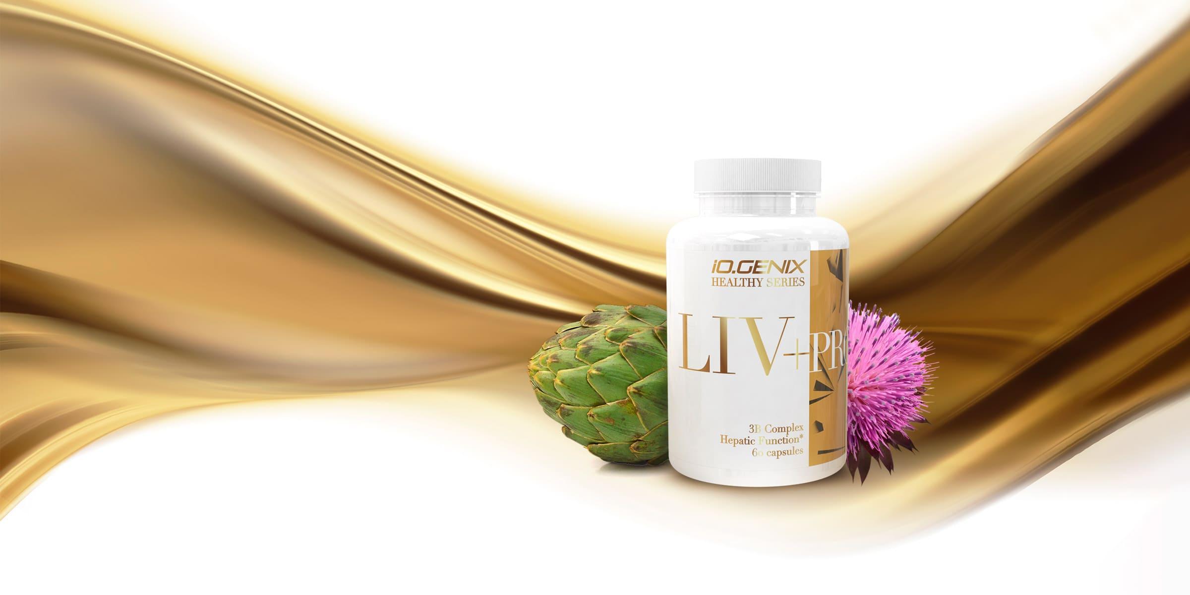 Liv+Pro. Desintoxica tu Cuerpo